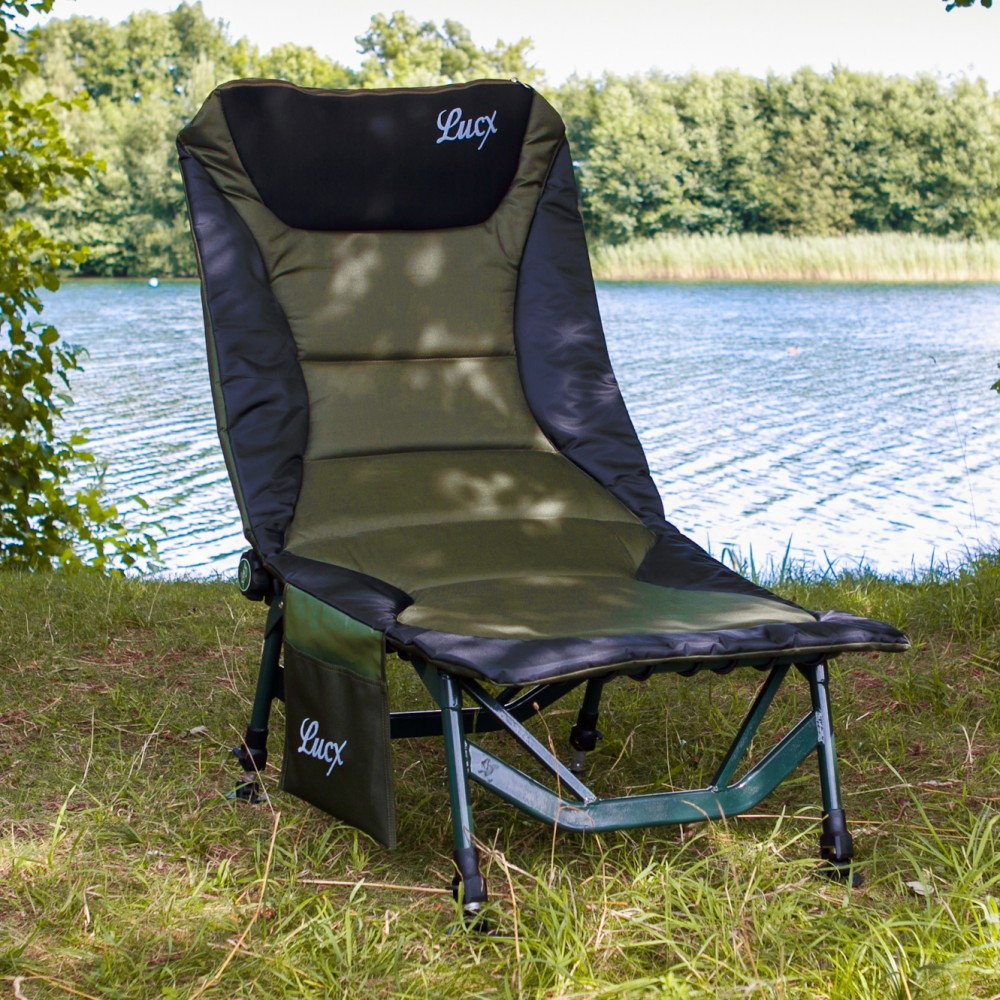 Angel Chair XXL Carp Chair ALUMINIUM CARP CHAIR CAMPING