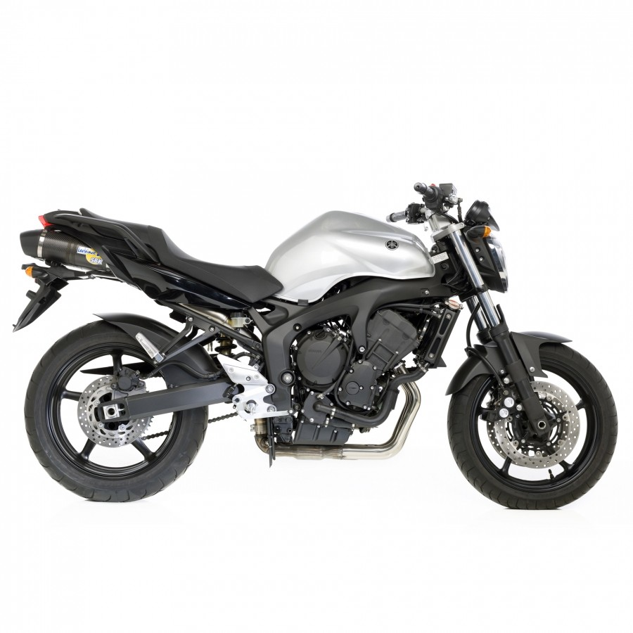 auspuff leovince one evo2 carbon f r yamaha fz6 s2 600 fazer bj 2007 2010 rj141. Black Bedroom Furniture Sets. Home Design Ideas