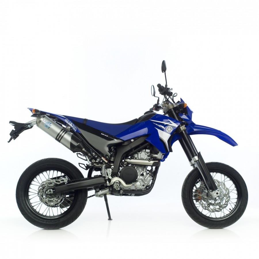 auspuff leovince x3 enduro alu f r yamaha wr 250 x 2007. Black Bedroom Furniture Sets. Home Design Ideas