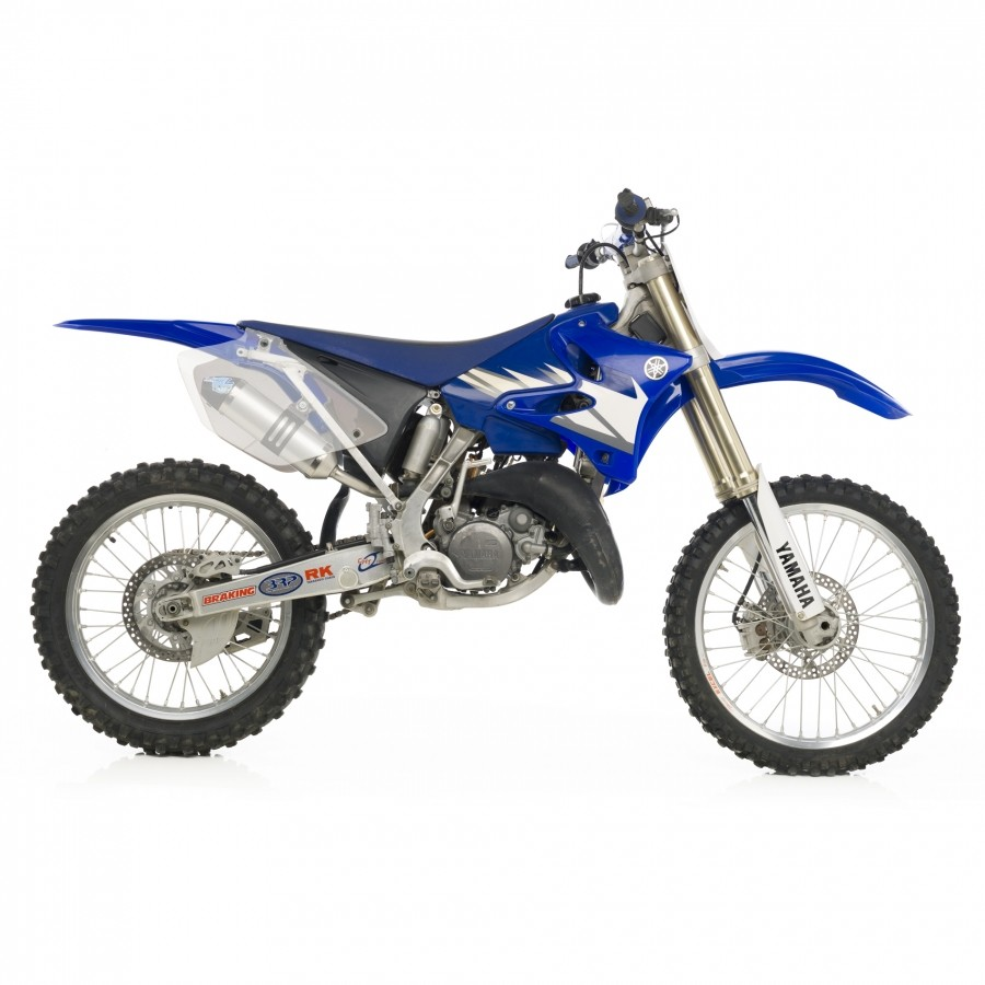auspuff leovince x3 cross edelstahl f r yamaha yz 125 2 takt bj 2008 2012 2013 ebay. Black Bedroom Furniture Sets. Home Design Ideas