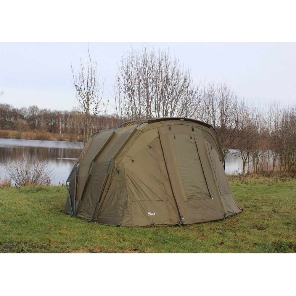 bivvy 2 3 mann karpfenzelt carp dome angel zelt. Black Bedroom Furniture Sets. Home Design Ideas