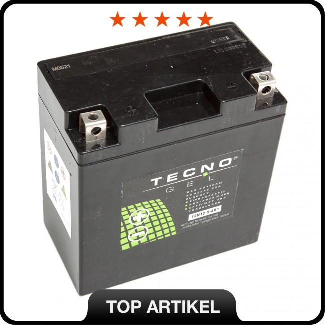 roller gel batterie tecnogel yb9 b 12v 9ah f r karcher 50 aprilia dinli e max ebay. Black Bedroom Furniture Sets. Home Design Ideas