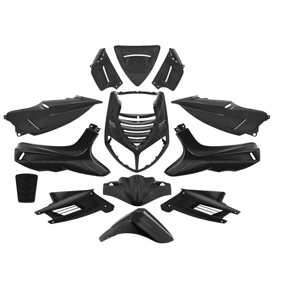 verkleidung tnt 13 teilig f r peugeot speedfight 2. Black Bedroom Furniture Sets. Home Design Ideas